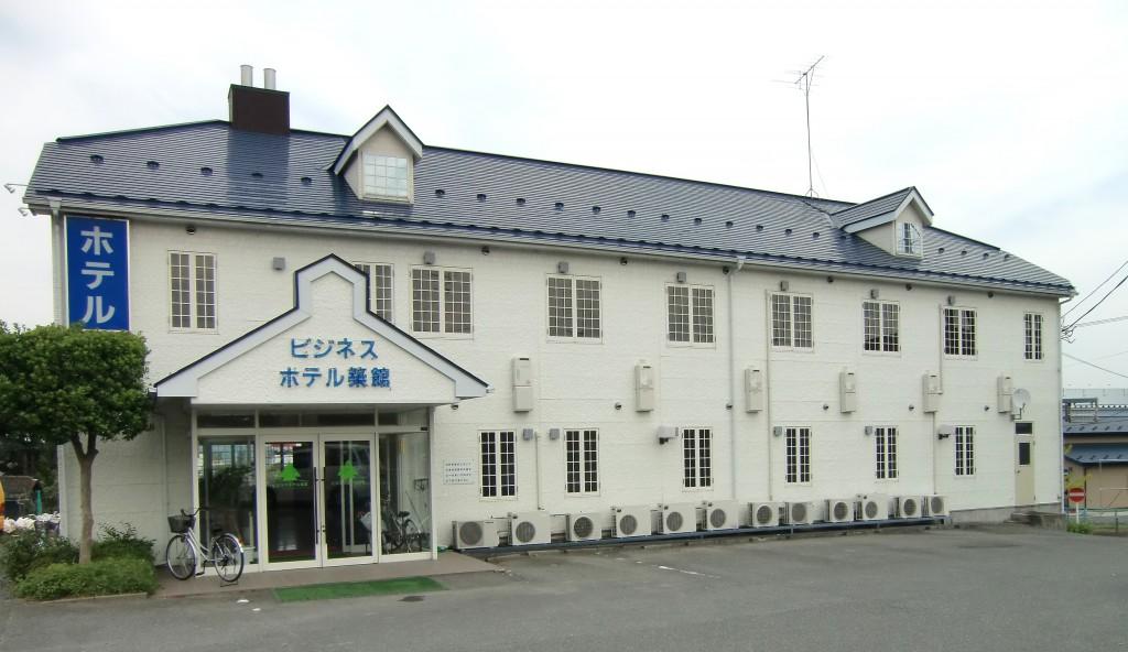 ビジネスホテル築館